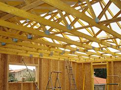 chantier ossature bois 2011 019